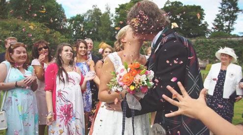 Abercairny Wedding Video Teaser