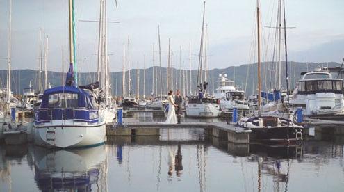 Portavadie Wedding Video