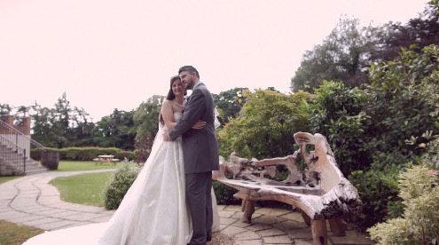 Daziel Park Wedding