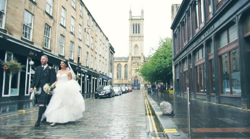Glasgow Wedding Video