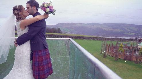 Ingliston Wedding Video