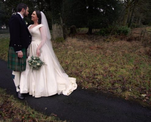 Blairquhan Castle Wedding Video