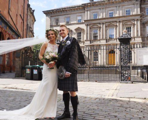 Balmoral Wedding Video