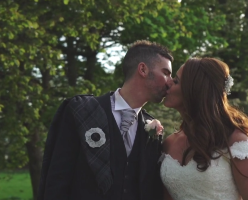Parsonage Wedding Video