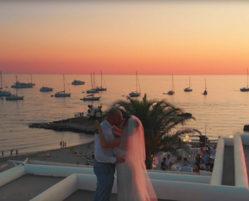 Breathtaking IBIZA Wedding Video