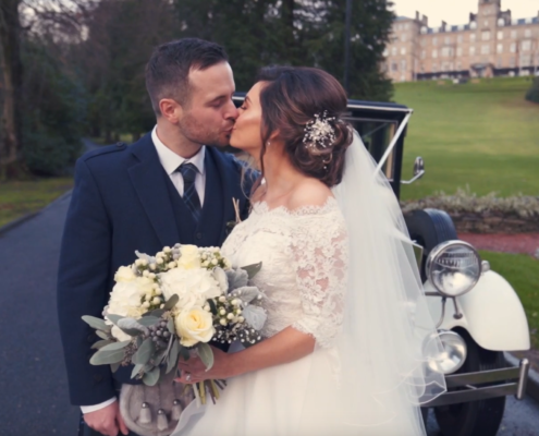 Dunblane Hydro Wedding Video