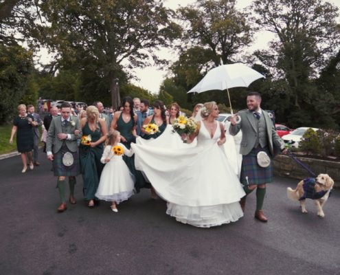 Airth Castle Wedding Video
