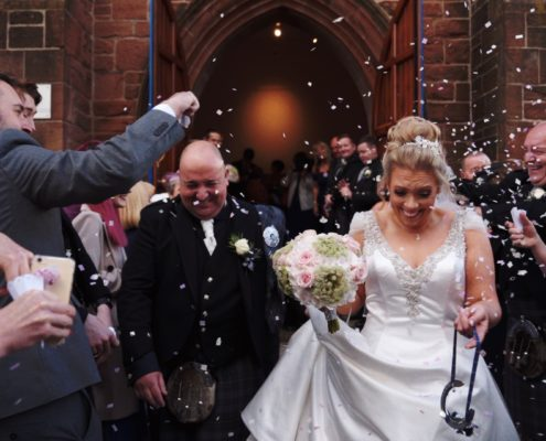 Ingliston Wedding Video