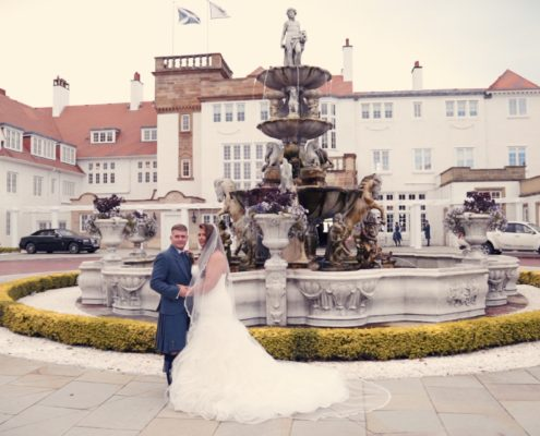 Turnberry Wedding Film