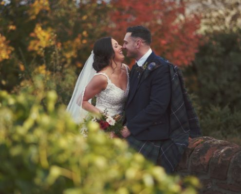 Cinematic Wedding Video Scotland