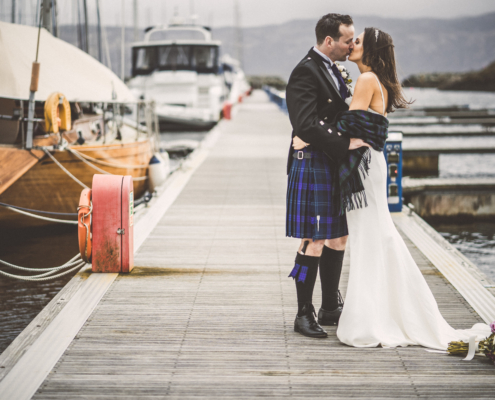 Portavadie Wedding Video