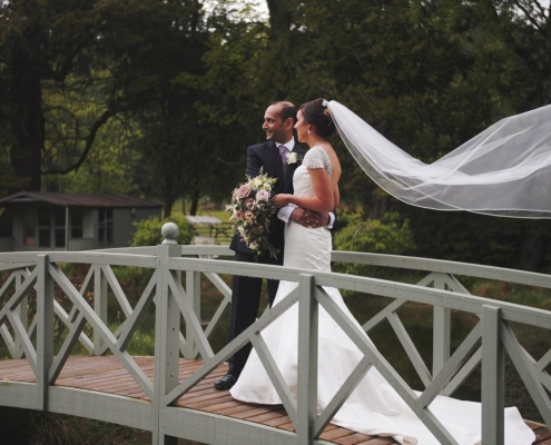 Glencorse House Wedding