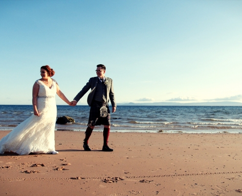 Seamill Wedding