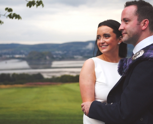 Gleddoch House Wedding Video