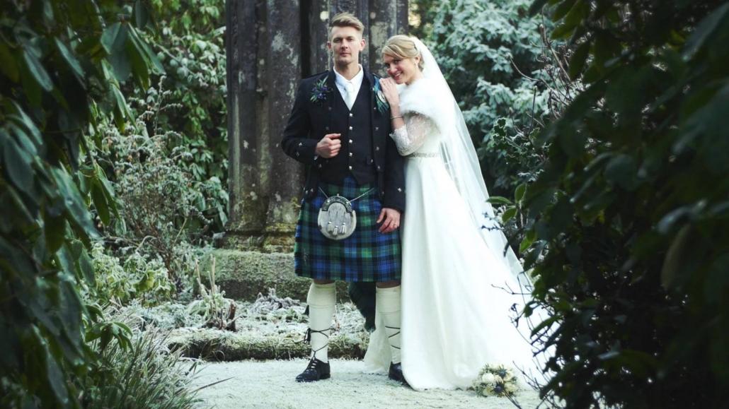 Winter Wedding Video