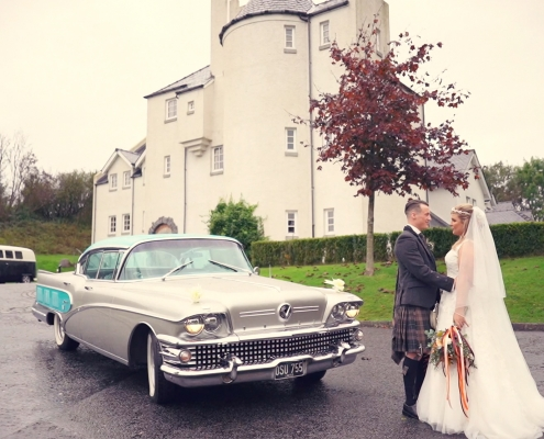 Glenskirlie House Wedding Video
