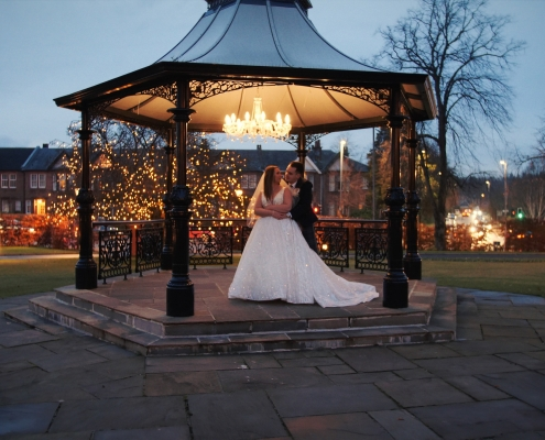 Beautiful Winter Boclair Wedding Video