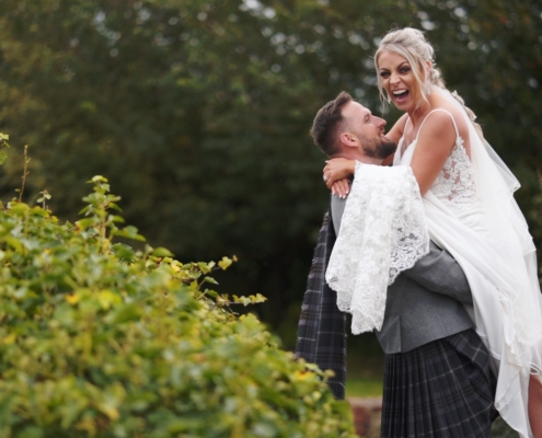 Lochside Wedding Video