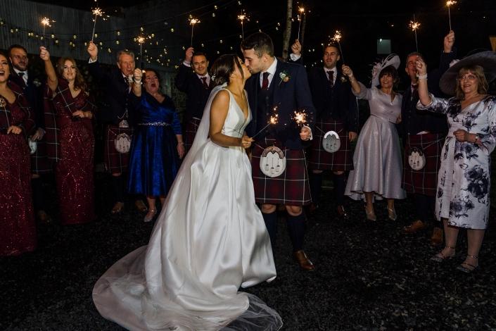Harelaw Farm Wedding Photography