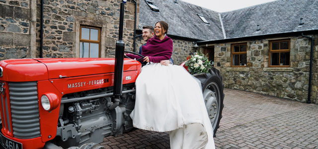 Wedding Videographer Scotland